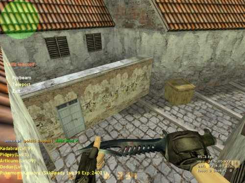 Tekstury w Counter Strike 1.6