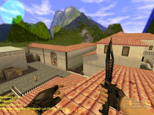 Tekstury Counter Strike 8