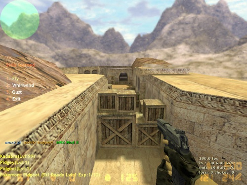 Tekstury Counter Strike 4